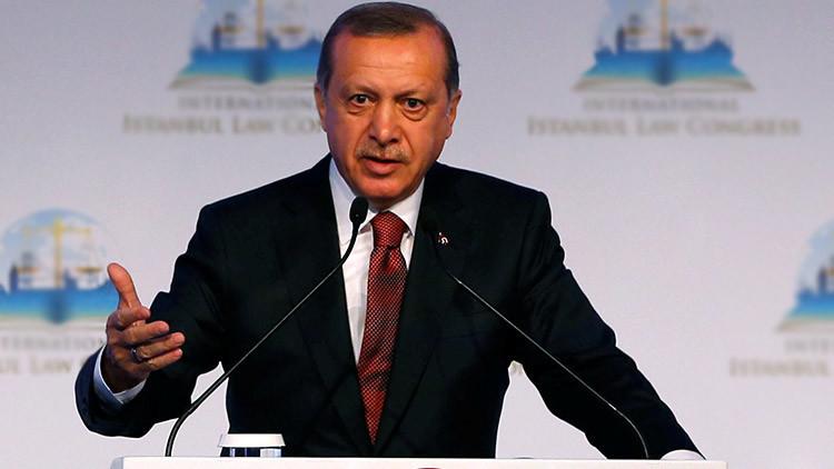 Erdogan: Amsterdam pagará por el tratamiento