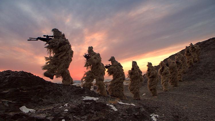 China refuerza drásticamente su Infantería de Marina