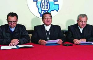 Médicos buscan cerrar filas con Iglesia contra el aborto