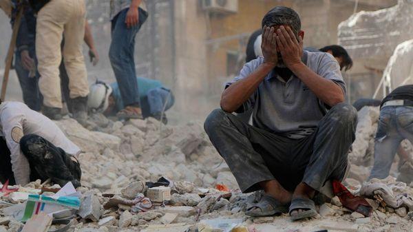 La guerra siria cumple seis años