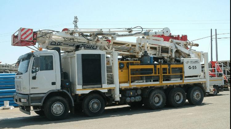 Drillmec-G55-water-well-drilling-rig