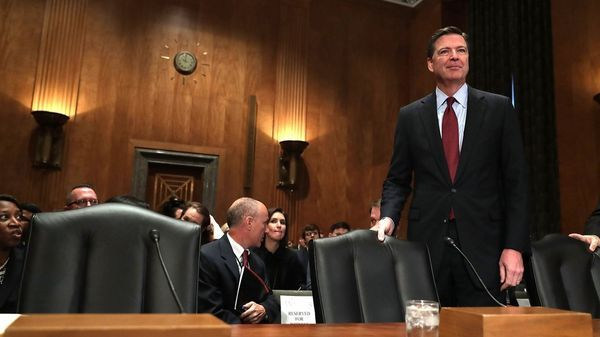 James Comey (Getty Images)