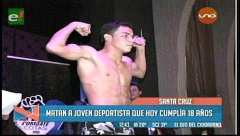 Un joven campeón de lucha muere acuchillado