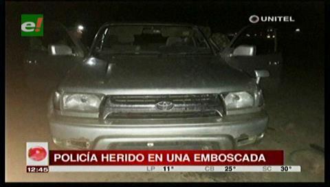 Policía resulta herido tras emboscada a efectivos de Umopar en Entre Ríos
