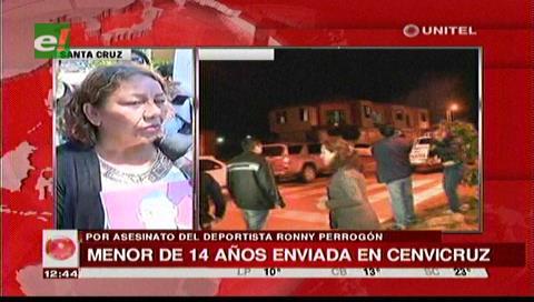 Adolescente acusada de asesinato es enviada a Cenvicruz