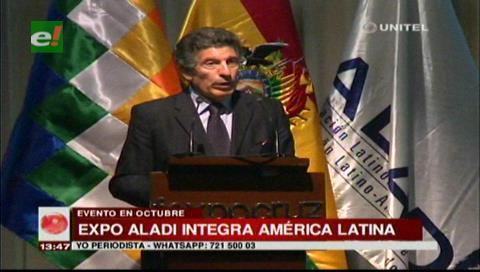 Aladi llama a Latinoamérica a construir puentes de integración frente a amenazas