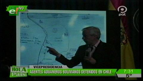 Gobierno habla de secuestro de 9 bolivianos y reclama a Chile su inmediata 'devolución'