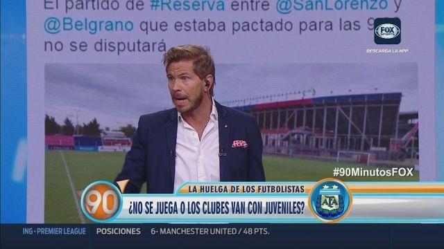 Ocurrió un hecho insólito en la reserva del fútbol argentino