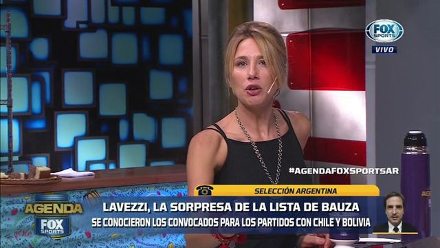 Lavezzi, la sorpresa de la lista de Bauza