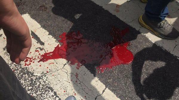 """""""Nos emboscaron a todos y nos empezaron a disparar en la plaza La Estrella"""", dijo la diputada Lozano"""