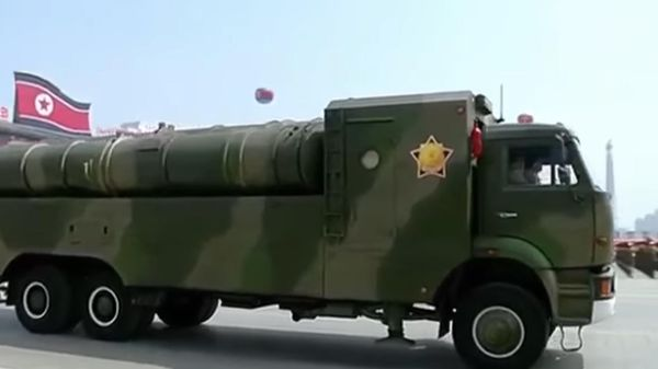 Sistema de defensa aérea S-200 de largo alcance