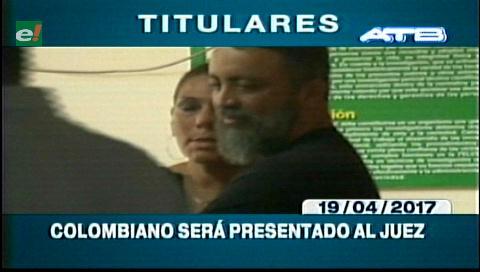 Video titulares de noticias de TV – Bolivia, noche del miércoles 19 de abril de 2017
