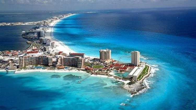Cancun, un centro turístico internacional que tiene cada vez más desarrollos inmobiliarios y financieros para convertirse en un nuevo refugio para los narcos