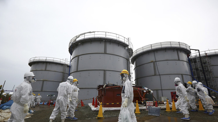 Un estudio revela cómo afectó el accidente nuclear de Fukushima a cada habitante de la Tierra