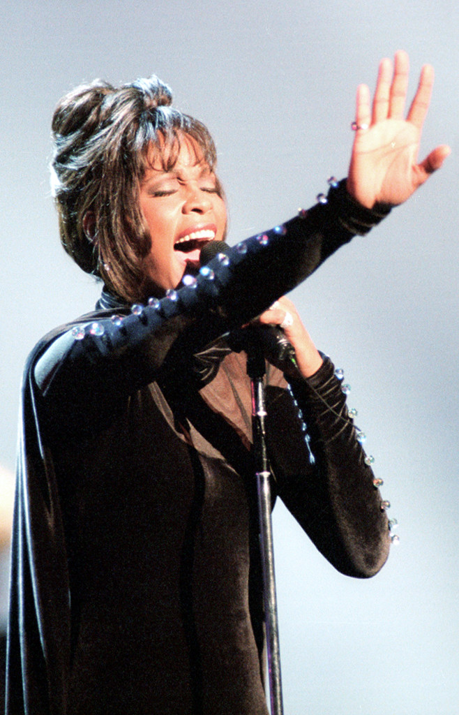 Whitney Houston, AMA Performances