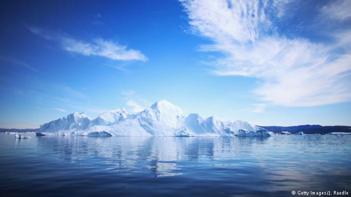 Symbolbild Dänemark erhebt Anspruch auf Nordpol
