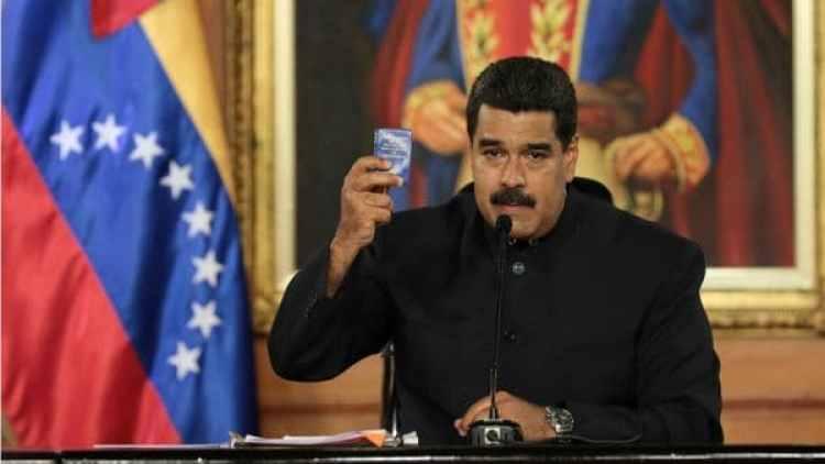 Nicolás Maduro convocó una Asamblea Nacional Constituyente