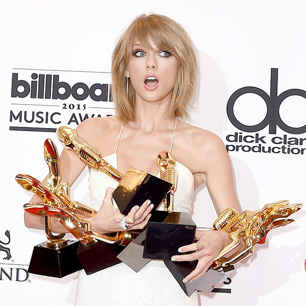 Taylor Swift, 2015 Billboard Music Awards