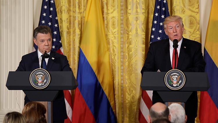 Trump: Colombia es uno de aliados clave de EE.UU. en el hemisferio occidental