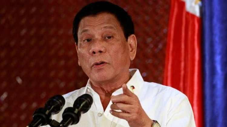 Rodrigo Duterte (Reuters)