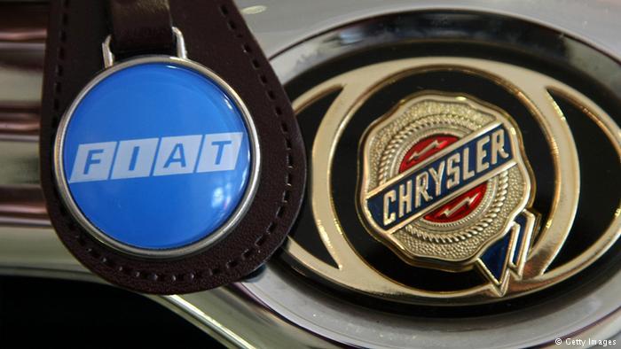 USA Italien Auto Chrysler Fiat Fiat-Chef Chrysler-Börsengang auf den Weg (Getty Images)
