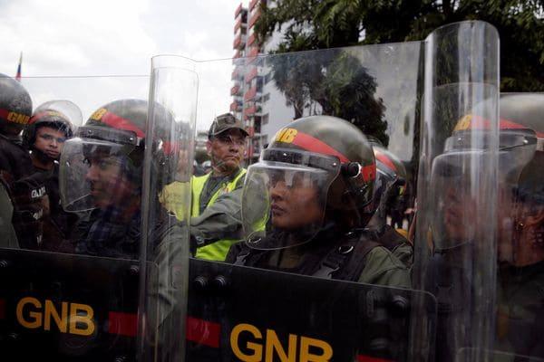 Luisa Ortega aseguró que la Guardia Nacional asesinó a Juan Pernalete (REUTERS)