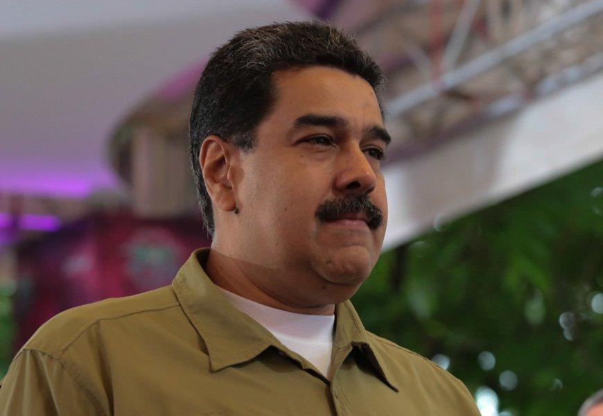 Foto: El presidente de la República, Nicolás Maduro / Despacho de la Presidencia