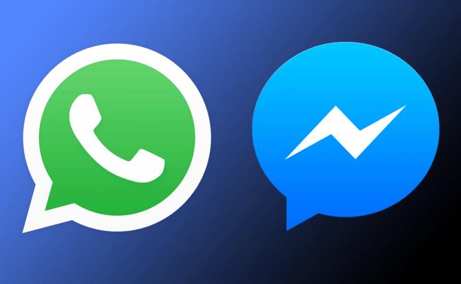Facebook Messenger o WhatsApp: ¿con cuál debería quedarse Facebook?