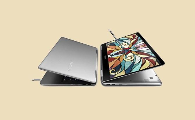 El nuevo portátil de Samsung apunta a los más creativos