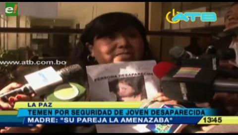 Señorita El Alto 2017 está desaparecida