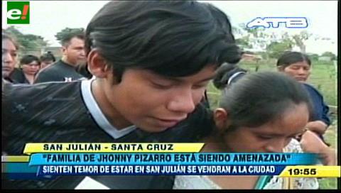 Familia del linchado en San Julián denuncia amenazas de muerte