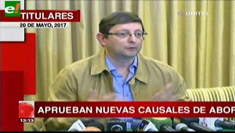 Video titulares de noticias de TV – Bolivia, mediodía del sábado 20 de mayo de 2017
