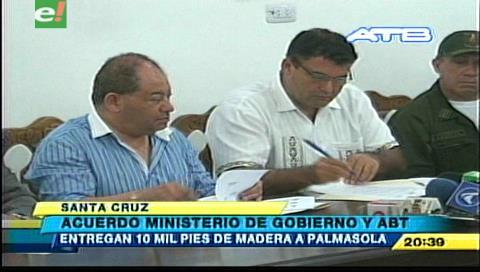 Gobierno y ABT firman convenio para promover programas de rehabilitación para reos