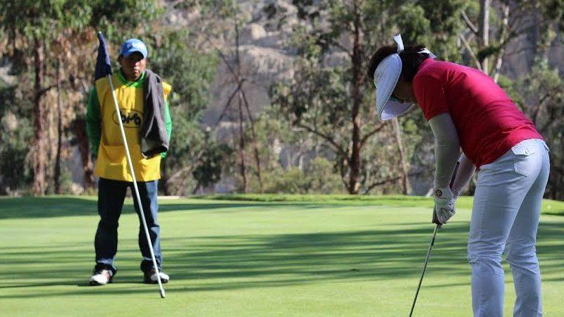 """Resultado de imagen de Torneo de Golf """"Clásico BISA"""","""