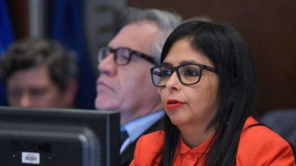 Los insultos de la canciller de Venezuela al jefe de la OEA