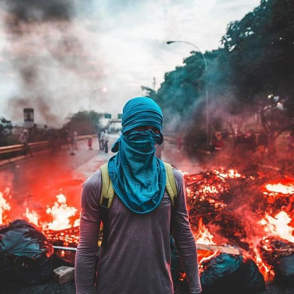 Los venezolanos quieren un cambio de gobierno (Francisco Rizquez)