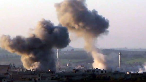 El régimen de Assad habría lanzado armas químicas sobre la población de la provincia de Idlib a principios de abril de 2017