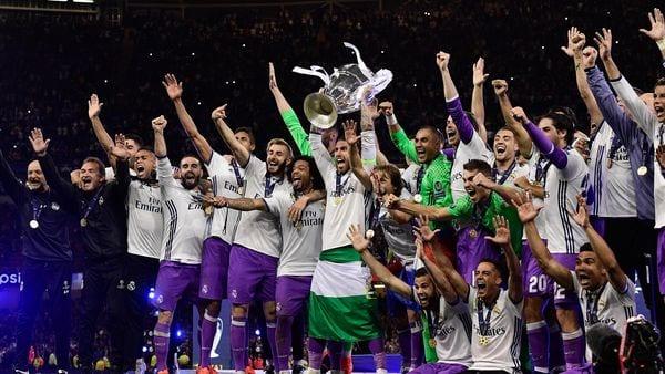 Real Madrid conquistó la duocécima Champions League de su historia y es el club que más veces la ganó (AFP)