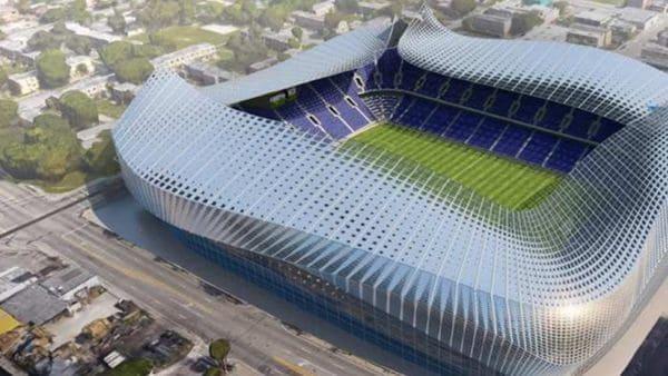 Con el visto bueno de las autoridades condales, está más cerca de cumplirse el sueño de Beckham de crear un equipo de fútbol de la MLS en Miami