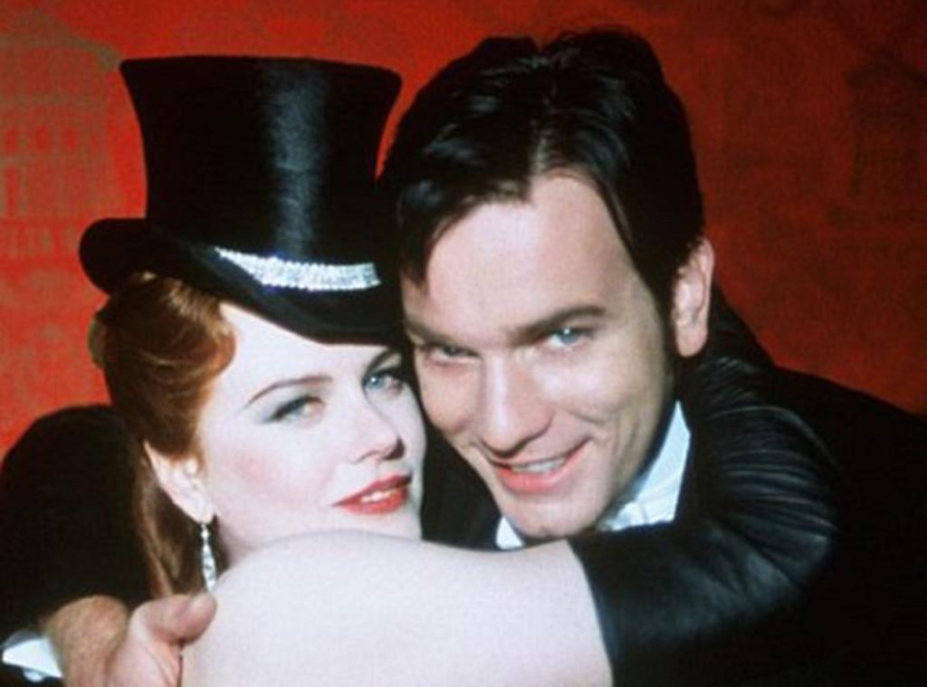 Moulin Rouge, Nicole Kidman, Ewan McGreggor
