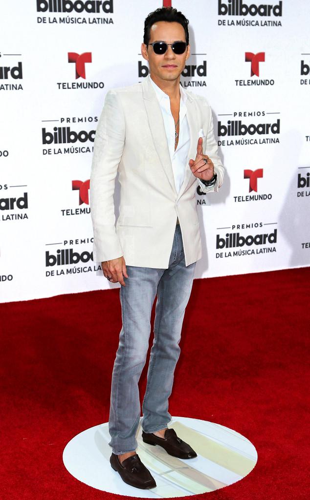 Marc Anthony, 2016 Billboard Latin Music Awards