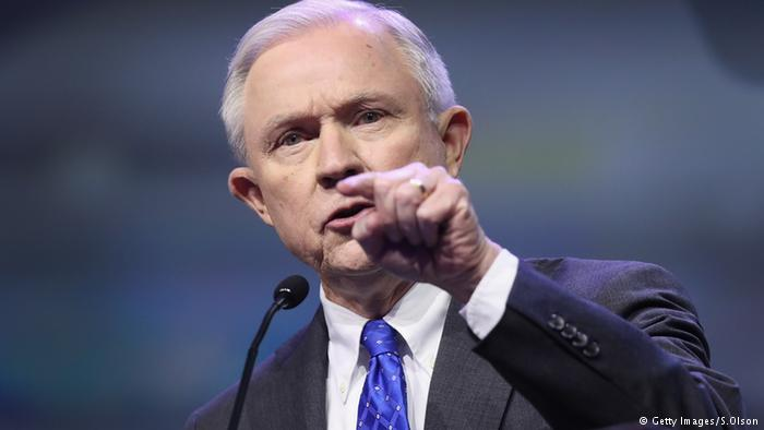 Jeff Sessions Republikaner USA (Getty Images/S.Olson)