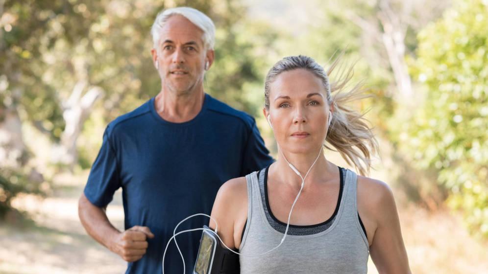 Foto: Hacer deporte es muy sano. (iStock)