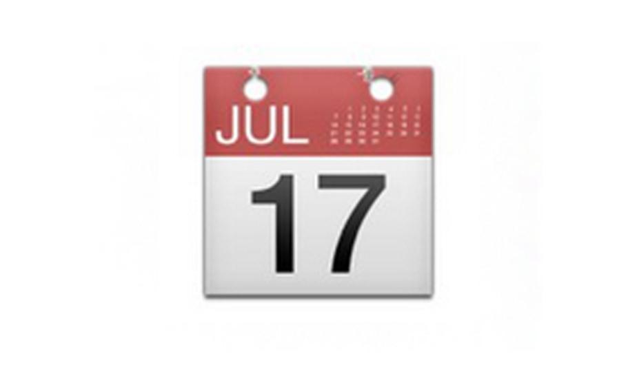 Muy pocas personas saben que el 17 de julio es una fecha especial para Apple, ya que Steve Jobs presentó la aplicación de calendario iCal para las computadoras Mac en 2002. (Foto: Captura)