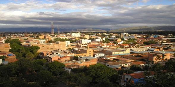 Resultado de imagen de municipios de Tarija