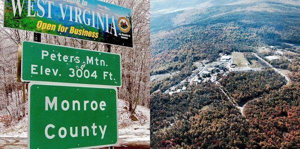 El refugio de Peters Mountain en Virginia creado para albergar a miembros clave de agencias de inteligencia como CIA y FBI