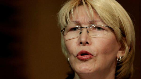 La fiscal general de Venezuela, Luisa Ortega Díaz (Reuters)