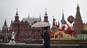Una postal clásica de Moscú: la Plaza Roja
