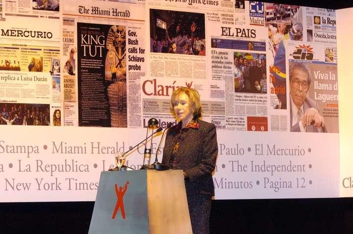 Murió Ernestina Herrera de Noble: marcó una época en la industria de los medios