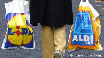 Aldi y Lidl son dos de las grandes cadenas de descuentos presentes en Alemania.